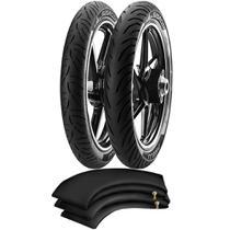 Kit Pneu Crypton Dream 275-17 + 250-17 Super City Pirelli - Pirelli Moto