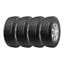 Kit Pneu Ling Long Aro 15 205/60R15 Crosswind AT  91H 4 Unidades