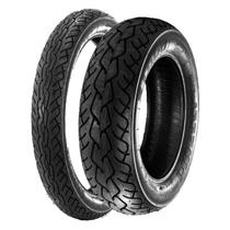 Kit Pneu Pirelli 3.00-18 + 140/90-15 MT66Route Virago/Vblade -