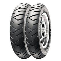 Kit Pneu Pirelli 90/90-12 + 100/90-10 Sl26 Honda Lead 110 -