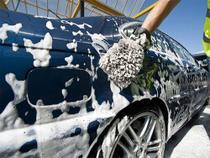 Kit Pneu Pretinho Shampoo Lava Auto Limpa Vidro 5l Vonixx -