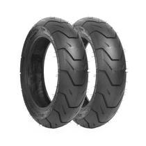 Kit pneu twister/fazer 100/80-17+ 130/70-17 tl instinct servis -