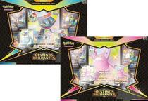 Kit Pokémon Box EE 4.5 Vmax Crobat +  Dragapult - Copag