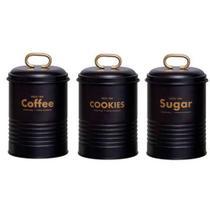 Kit porta condimentos industrial 3 pcs - yoi -