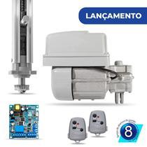 Kit Portão Eletrônico Basculante Gatter Ágile 3050F 1/4hp Peccinin -