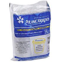 Kit Pote de Plastico com Tampa 250ml PT 25 UN Altacoppo -