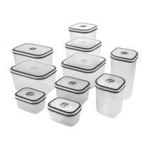 kit Potes Electrolux 10 peças -