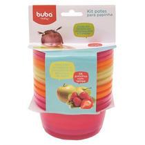 Kit Potes para Papinha 6758 Buba -