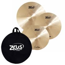 Kit Prato Zeus Custom SET C 14/16/20 -