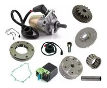 Kit Preparação Motor De Partida Eletrica Pop110i - Mhx / Div...