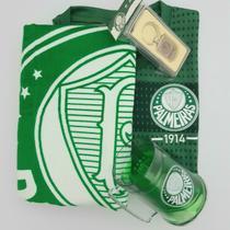 Kit Presente Palmeiras - Camisa / Caneca / Toalha / Chaveiro -