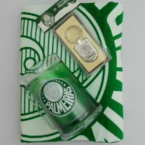 Kit Presente Palmeiras Oficial - Caneca / Toalha / Chaveiro -