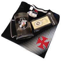 Kit Presente Vasco - Camisa / Caneca / Chaveiro Oficial - Vasco da Gama