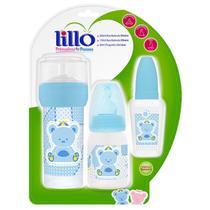 Kit Primeiros Passos Azul Lillo -