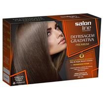 Kit Progressiva Defrisagem Gradativa Marroquina - Salon Line -