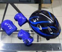 Kit Proteção Bell Completo Infantil (mktlu) - Bel Sport
