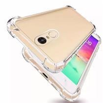 Kit Proteção Capa Anti Shock Transparente + Película Nano Gel  LG K11 / K11 Plus K11 Alpha -