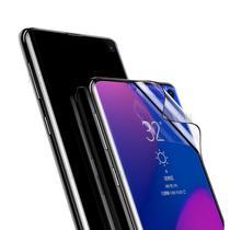 Kit Proteção Capa  Samsung Galaxy S10 Anti Shock + Película Protetora de Gel - Hrebos