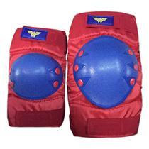 Kit Proteção Mulher Maravilha P - Bel Sports