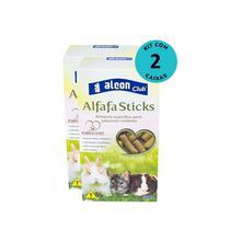 Kit Ração Alcon Club Alfafa Sticks 500g C/ 2 unidades -