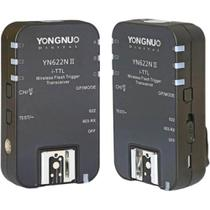 Kit Rádio Flash para Nikon Wireless Yongnuo YN-622N II i-TTL -