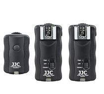 Kit Rádio Flash Wireless JJC JF-U2 -
