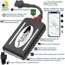 Kit Rastreador E Bloqueador Veicular Gps BlackShark- Sem Mensalidade - caldeiraTECH