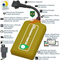 Kit Rastreador E Bloqueador Veicular Gps Camaro - Sem Mensalidade -