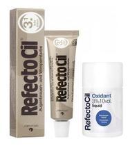 Kit Refectocil 1 Tinta + 1 Oxidante Nº3.1 Castanho Claro -