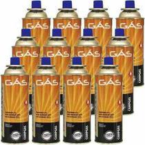 Kit Refil De Gas Campgas C/12 Pcs - Nautika -