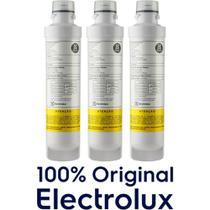 Kit Refil Para Purificador De Água Electrolux Pe10b E Pe10x - 3 unidades -