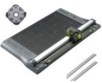 Kit - Refiladora Tilibra Rexel Smartcut A425 + Lâmina de Corte + Base de Corte -