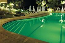 Kit Refletor Piscina 2 Led 25 Rgb + Comando + Caixa Passagem - Pooltec
