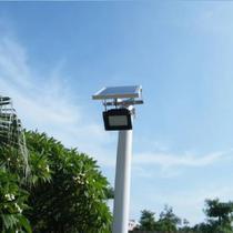 Kit refletor solar 10w 6500k branco frio - LS