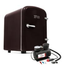 KIT Refrigerador Portátil + Mini Compressor de Ar 250PSi - Overvision