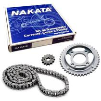 Kit Relação Yes 125 Intruder 125 Completa Nakata -