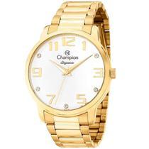 ec7c97438ce Kit Relógio Feminino Champion Analógico CN26028W - Dourado