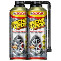 Kit Reparador de Pneu 2 Unidades - Luxcar