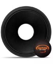 Kit Reparo Alto Falante Triton 10 10slx600 300w Rms 8 Ohms -