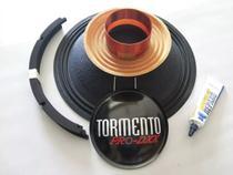 Kit Reparo Original Alto Falante Tormento 15 Pro Dxx 520wrms - Vonder