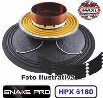 Kit Reparo Snake Pro Hpx 6180 18 4 Ohms 1600w Original 3200w -