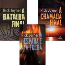 Kit Rick Joyner (3 livros) - Danprewan