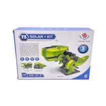 Kit Robô Solar Educacional 3 em 1 - Eletrogate