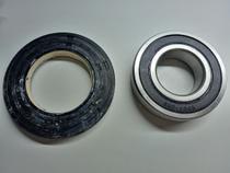 Kit rolamento mancal lava e seca brastemp 10 kg paralelo -