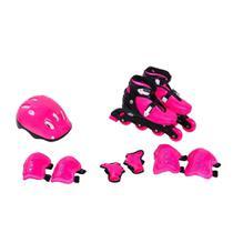 Kit roller 37-40 rosa - Bel
