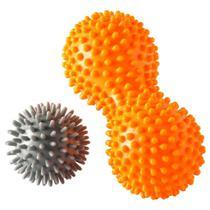 Kit Rolo e Bola de Massagem Vollo -