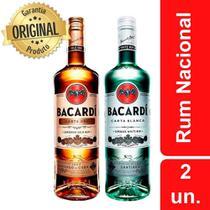 Kit Rum Carta Blanca  Oro 980ml - Bacardi