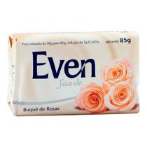 Kit Sab Even Suave Buquê De Rosas 12 Und 85g -