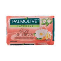 Kit Sab Palmolive Naturals Camélia Óleo Amêndoas 12 Und 85g -