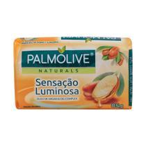 Kit Sab Palmolive Naturals Sensação Óleo De Argan 12 Und 85g -